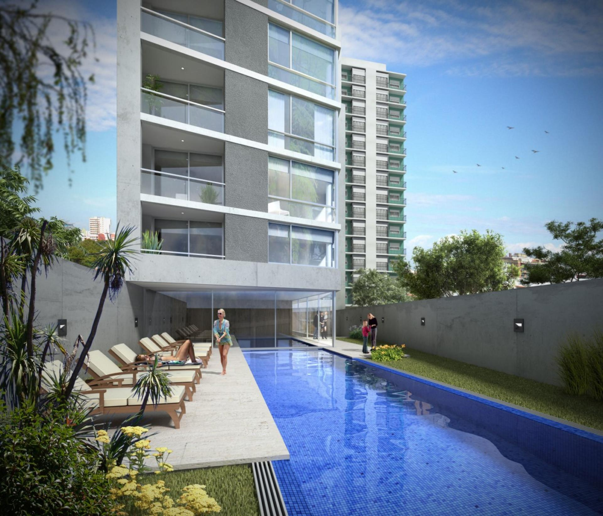 Piscinas Cordoba Capital Departamento En Venta En Cordoba 4340 Palermo Capital Federal
